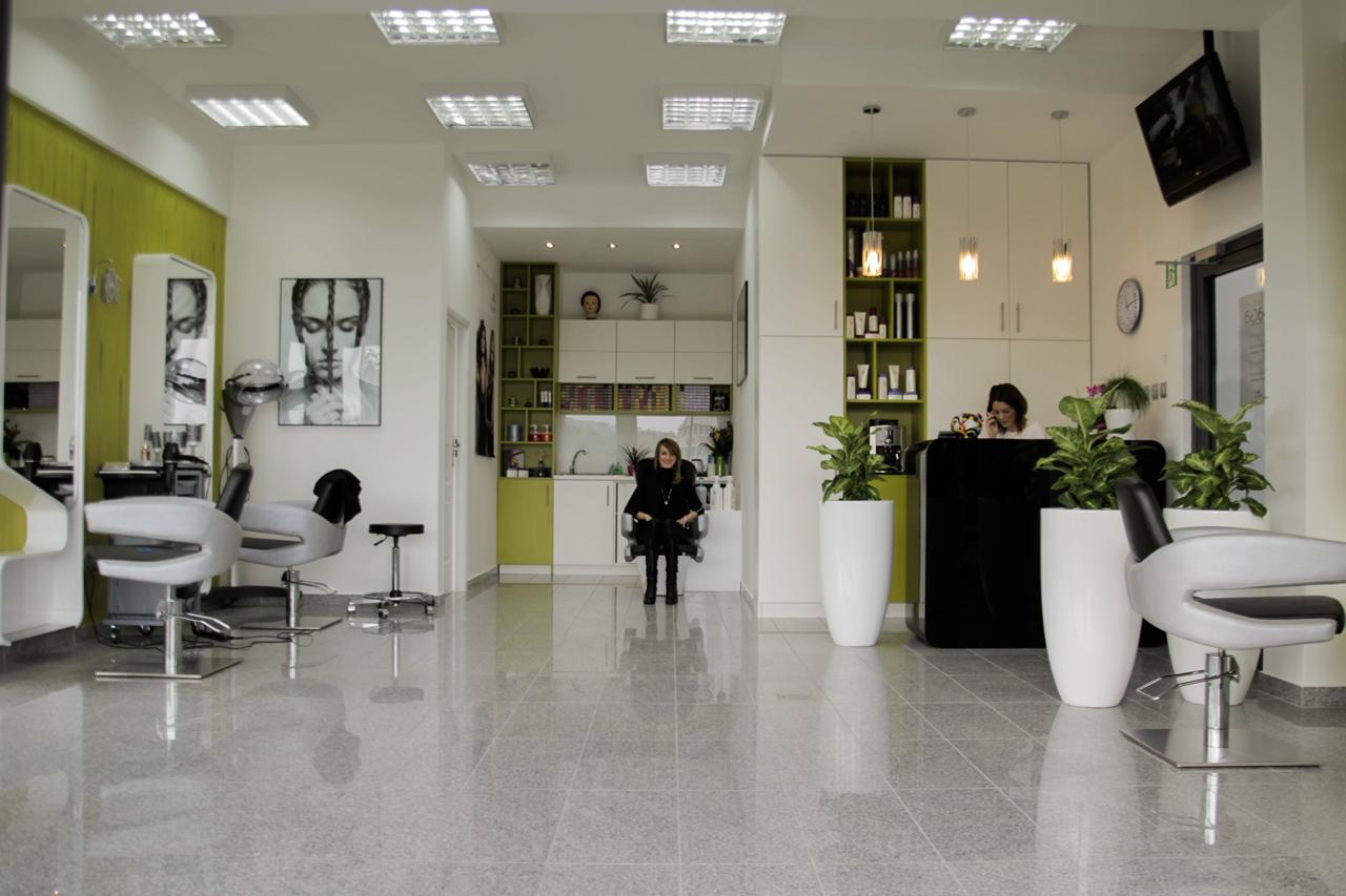 Fryzjer Cieszyn Gaga Studio Fryzjerskie Studio Makijażu